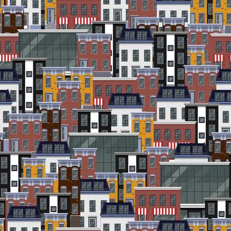 与城市建筑无缝搭配
